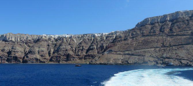 Maailman pisin matka Santorinille