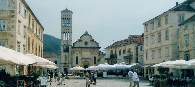 Hvar, la dolce vita kroatialaisittain