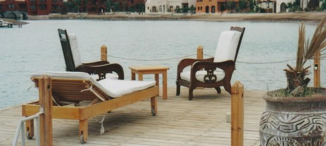 Egypti 2: El Gouna, todellinen turistikupla