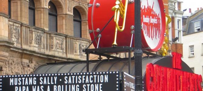 Lontoo, osa 4: Mustang Sally