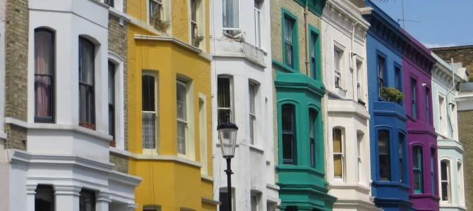 Lontoo, osa 5: Walking
