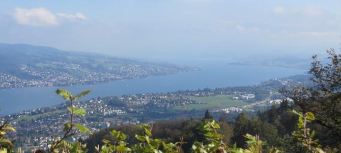 Sveitsi 3: uljas Uetliberg
