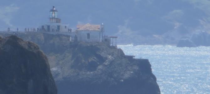 Parasta kaikesta: Marin County Headlands