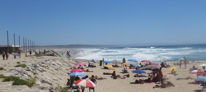 Costa da Caparica, Euroopan upein uimaranta?