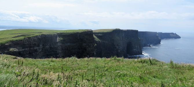 Cliffs of Moher, reissun kohokohta