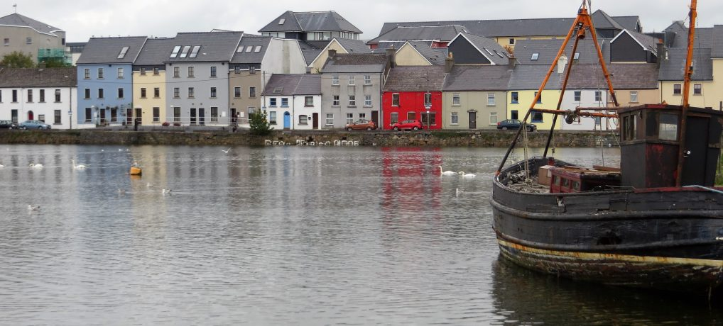 Galway, länsirannikon värikäs helmi