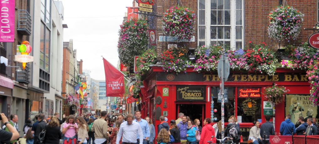 Miksi Dublin?