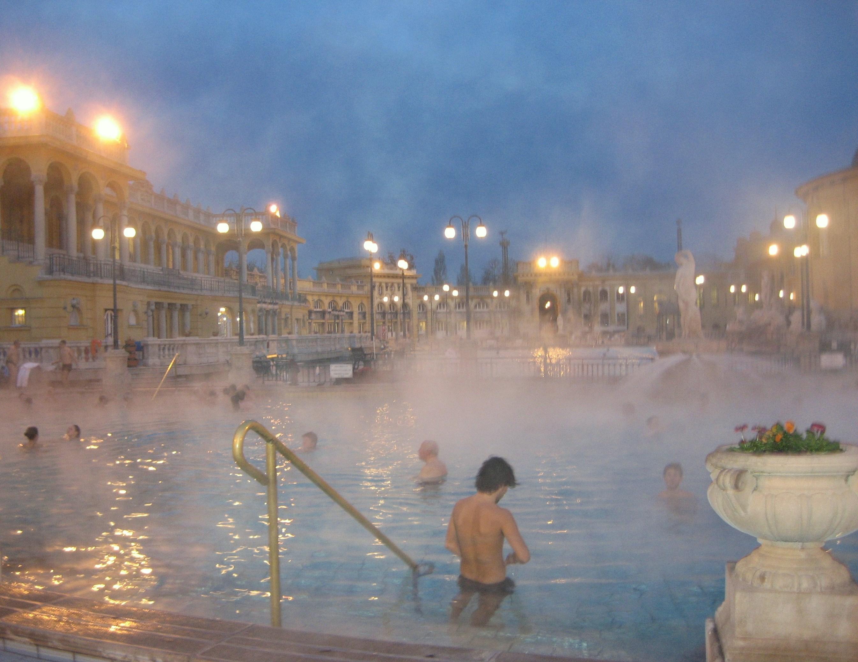 Kylpylät Suomessa