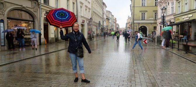 Oliko sateinen Krakova visiitin väärti?