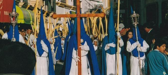 Semana Santa: hiippalakit tulevat!