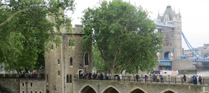 Lontoo, osa 1: Towerin tyrmät