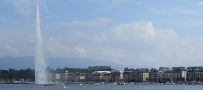 Sveitsi 2: muistojen Geneve