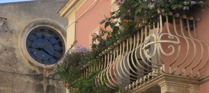 Taormina, parasta Sisiliassa (ellei koko Italiassa)