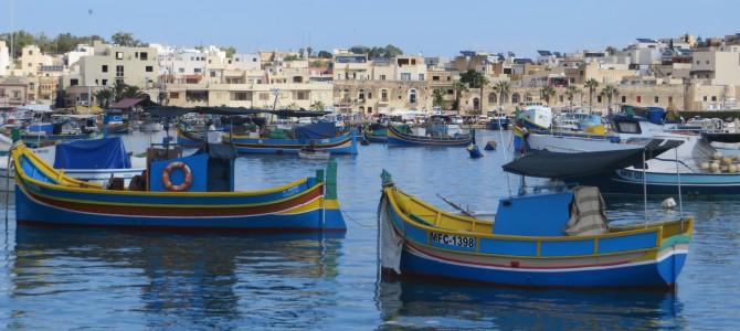 The Malta Experience 4: Marsaxlokkin markkinat