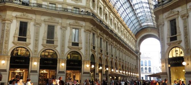 Yksi ilta Milanossa
