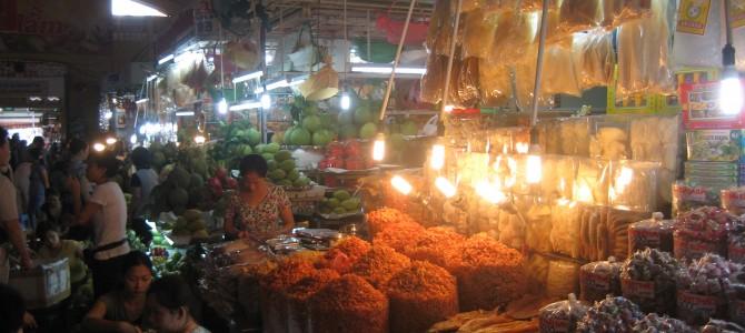 Vietnam 1: Ho Chi Minh City, kulinaristin taivas ja painajainen